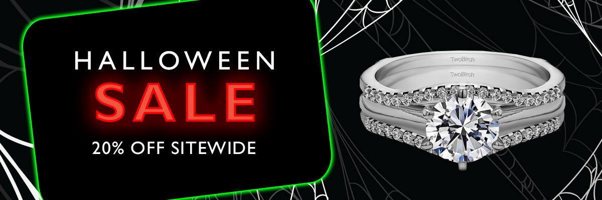 Halloween Sale 20% OFF