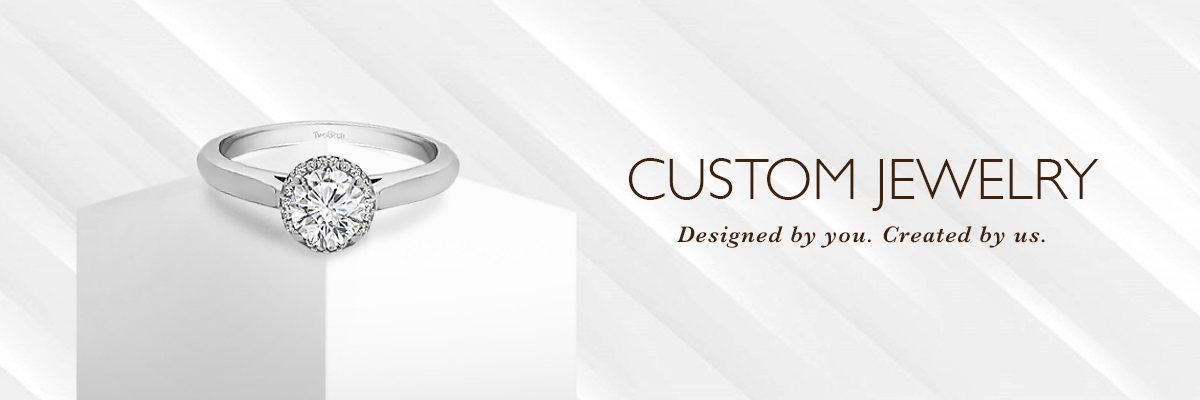 TwoBirch Create Your Own Custom Jewelry Design
